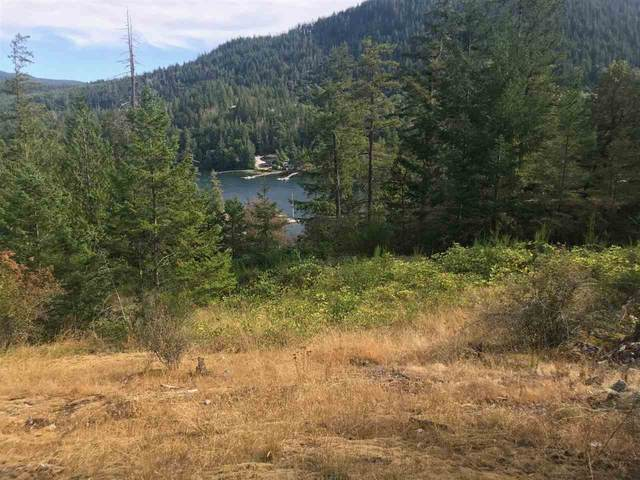 LOT A Daniel Road, Pender Harbour, BC V0V 0V0 (#R2491706) :: RE/MAX City Realty
