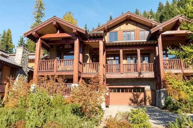 2300 Nordic Drive 18C, Whistler, BC V8E 0A6 (#R2492097) :: 604 Realty Group