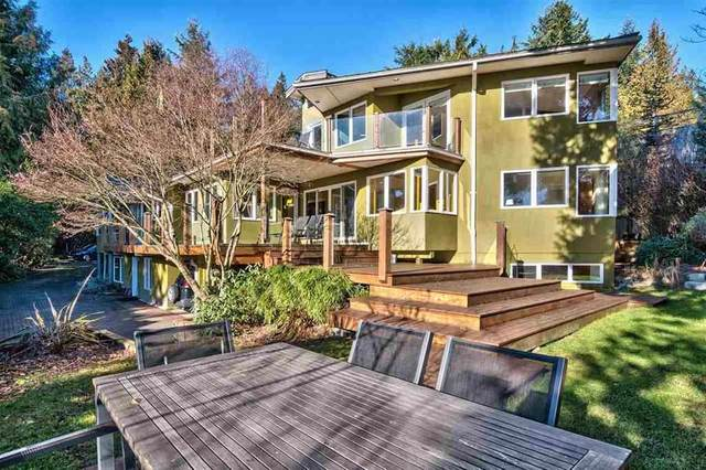 3670 Mckechnie Avenue, West Vancouver, BC V7V 2M6 (#R2492341) :: 604 Realty Group