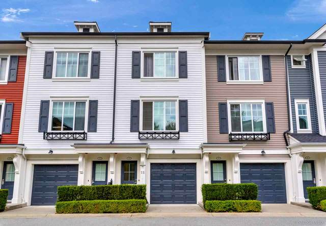 3010 Riverbend Drive #50, Coquitlam, BC V3C 0B8 (#R2492460) :: 604 Realty Group