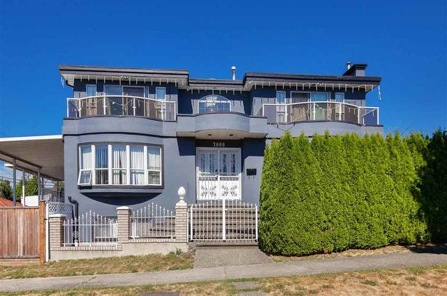 7888 Thornhill Drive, Vancouver, BC V5P 3T5 (#R2492840) :: Premiere Property Marketing Team