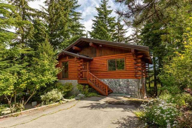 6175 Eagle Drive, Whistler, BC V8E 0C6 (#R2493025) :: Premiere Property Marketing Team