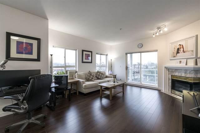 4768 53 Street #401, Delta, BC V4K 5B2 (#R2493227) :: Premiere Property Marketing Team