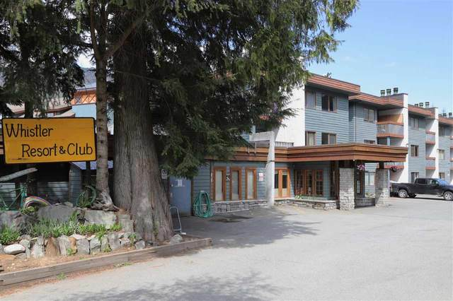 2129 Lake Placid Road 102 A/B, Whistler, BC V8E 0N4 (#R2493287) :: Ben D'Ovidio Personal Real Estate Corporation | Sutton Centre Realty