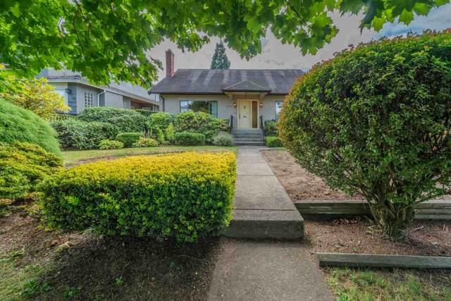 2336 W 19TH Avenue, Vancouver, BC V6L 1C6 (#R2493326) :: Ben D'Ovidio Personal Real Estate Corporation | Sutton Centre Realty