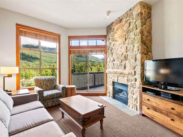 2036 London Lane 406D, Whistler, BC V8E 0N7 (#R2493576) :: Ben D'Ovidio Personal Real Estate Corporation | Sutton Centre Realty