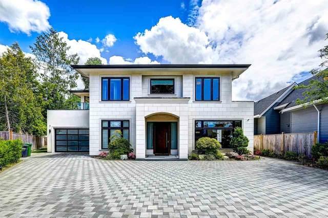 10560 Rosecroft Crescent, Richmond, BC V7A 2H8 (#R2493704) :: Premiere Property Marketing Team