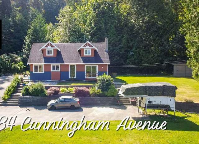 26484 Cunningham Avenue, Maple Ridge, BC V2W 1M8 (#R2493761) :: 604 Realty Group