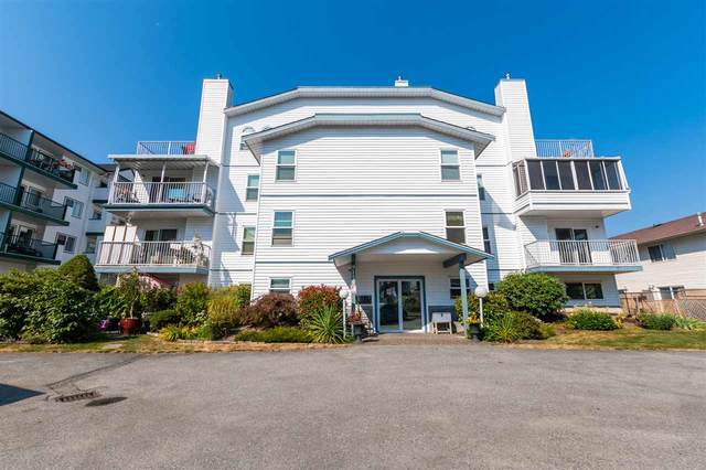 9175 Edward Street #304, Chilliwack, BC V2P 4C5 (#R2493770) :: Ben D'Ovidio Personal Real Estate Corporation | Sutton Centre Realty