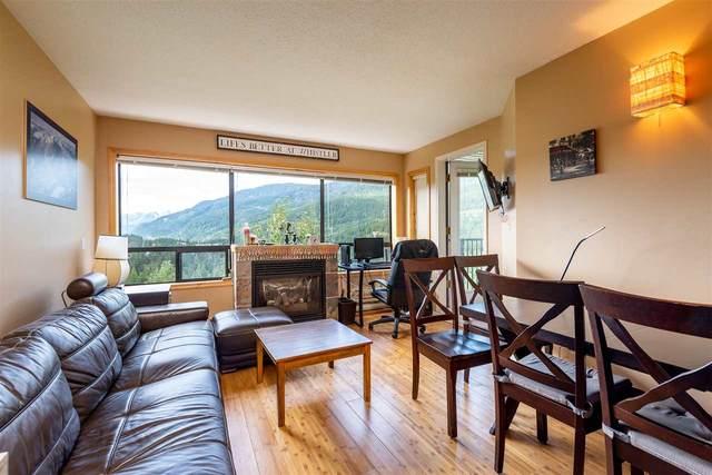 2221 Gondola Way #310, Whistler, BC V8E 0M8 (#R2493904) :: Ben D'Ovidio Personal Real Estate Corporation | Sutton Centre Realty
