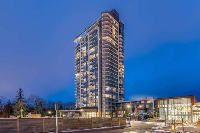 680 N Seylynn Crescent #1408, North Vancouver, BC V7J 0B5 (#R2493943) :: Ben D'Ovidio Personal Real Estate Corporation   Sutton Centre Realty