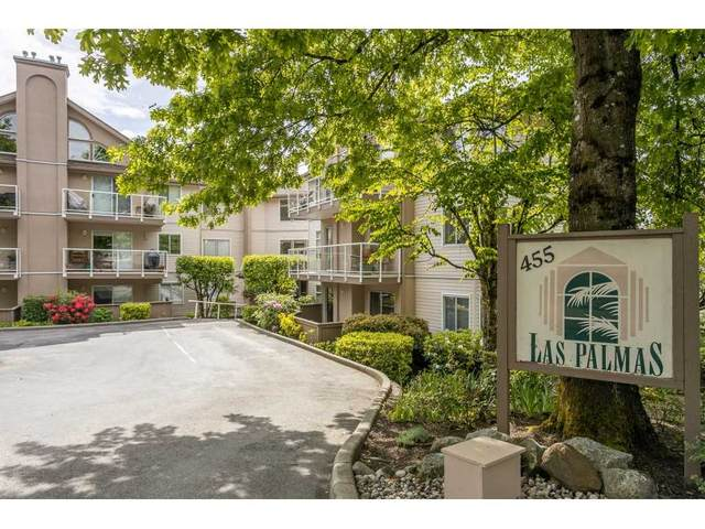 455 Bromley Street #201, Coquitlam, BC V3K 6N7 (#R2493978) :: Ben D'Ovidio Personal Real Estate Corporation | Sutton Centre Realty