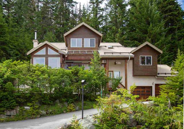 3282 Arbutus Drive, Whistler, BC V8E 0B8 (#R2494097) :: 604 Home Group