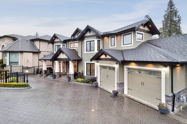 1341 Willow Way, Coquitlam, BC V3J 5M2 (#R2494111) :: Homes Fraser Valley