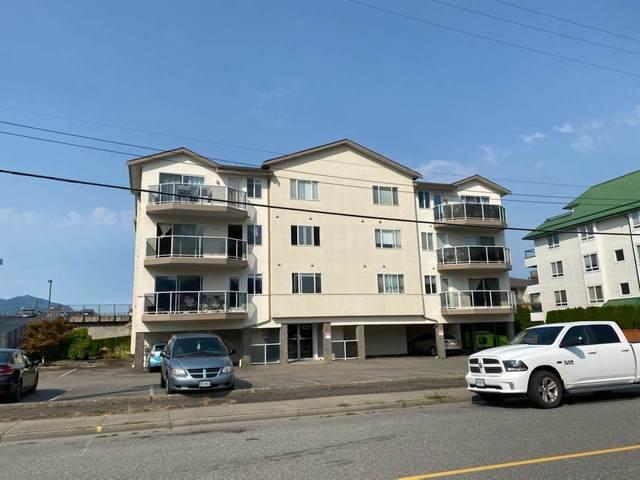 45729 Gaetz Street #102, Chilliwack, BC V2R 3P1 (#R2494607) :: Ben D'Ovidio Personal Real Estate Corporation | Sutton Centre Realty