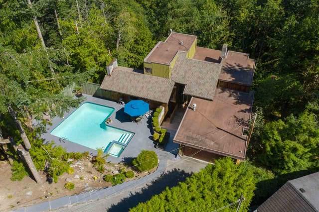 4040 Almondel Road, West Vancouver, BC V7V 3L5 (#R2494660) :: Ben D'Ovidio Personal Real Estate Corporation | Sutton Centre Realty