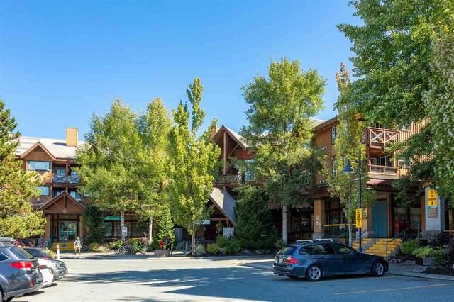 4360 Lorimer Road #306, Whistler, BC V8E 1A5 (#R2494718) :: Premiere Property Marketing Team