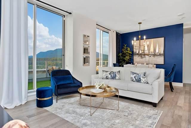 680 Seylynn Crescent #2801, North Vancouver, BC V7J 0B5 (#R2494744) :: Ben D'Ovidio Personal Real Estate Corporation   Sutton Centre Realty