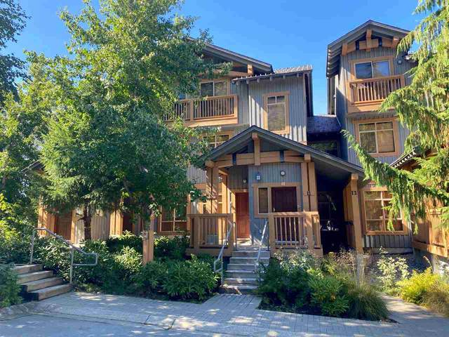 2301 Taluswood Place #10, Whistler, BC V8E 0P8 (#R2494900) :: Premiere Property Marketing Team