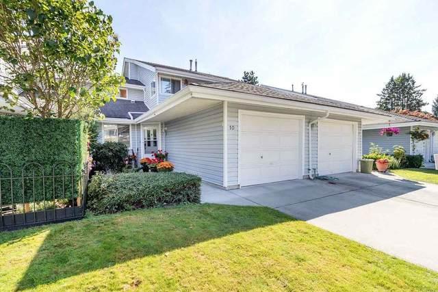 1190 Falcon Drive #10, Coquitlam, BC V3E 2L1 (#R2494945) :: Ben D'Ovidio Personal Real Estate Corporation   Sutton Centre Realty