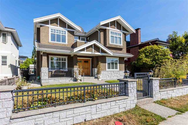 4015 Frances Street, Burnaby, BC V5C 2P5 (#R2495067) :: Ben D'Ovidio Personal Real Estate Corporation | Sutton Centre Realty