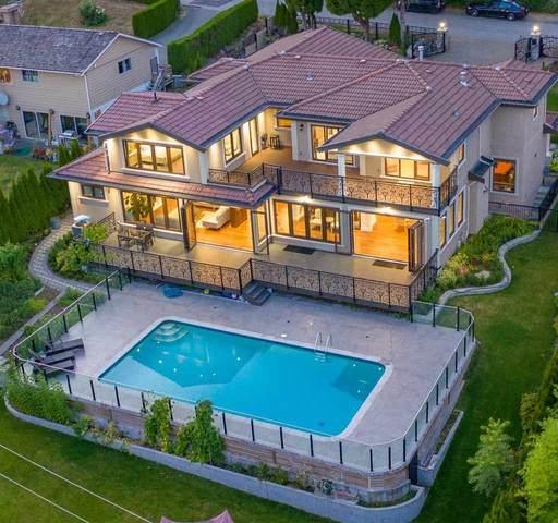 1118 Crestline Road, West Vancouver, BC V7S 2E4 (#R2495129) :: 604 Realty Group