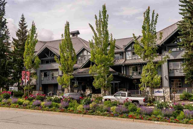 4573 Chateau Boulevard #324, Whistler, BC V0N 1B4 (#R2495409) :: Ben D'Ovidio Personal Real Estate Corporation | Sutton Centre Realty