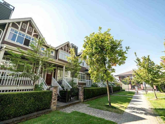 7111 Mont Royal Square, Vancouver, BC V5S 4W5 (#R2495761) :: 604 Realty Group