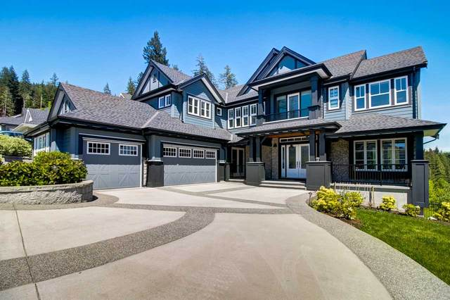 18 Heritage Peak Road, Port Moody, BC V3H 0H5 (#R2495867) :: Ben D'Ovidio Personal Real Estate Corporation | Sutton Centre Realty