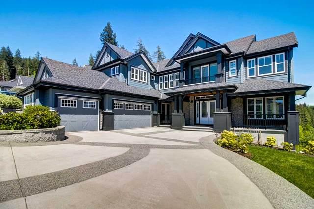 18 Heritage Peak Road, Port Moody, BC V3H 0H5 (#R2495867) :: Premiere Property Marketing Team
