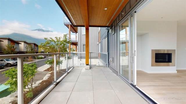 41328 Skyridge Place #102, Squamish, BC V8B 0P6 (#R2495898) :: 604 Realty Group