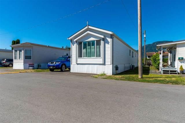 6900 Inkman Road #36, Agassiz, BC V0M 1A0 (#R2495913) :: Ben D'Ovidio Personal Real Estate Corporation | Sutton Centre Realty