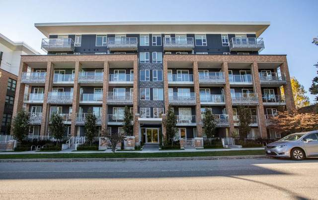 6933 Cambie Street #208, Vancouver, BC V6P 0J1 (#R2496070) :: Ben D'Ovidio Personal Real Estate Corporation | Sutton Centre Realty