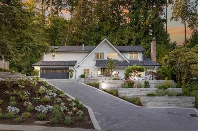 4627 Caulfeild Drive, West Vancouver, BC V7W 1E9 (#R2496092) :: Ben D'Ovidio Personal Real Estate Corporation   Sutton Centre Realty