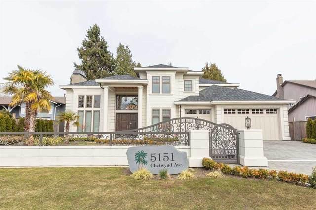 5151 Chetwynd Avenue, Richmond, BC V7C 4L1 (#R2496095) :: Premiere Property Marketing Team