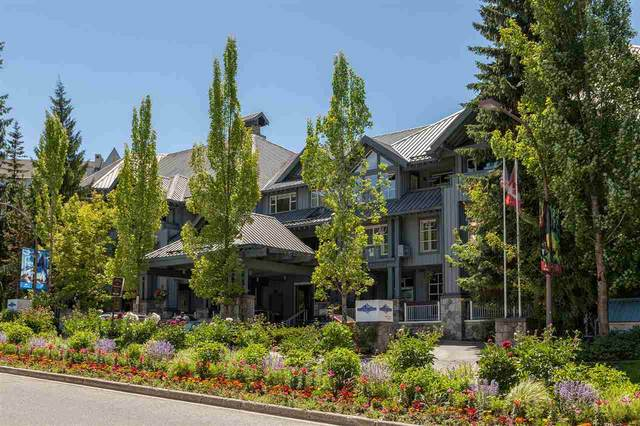 4573 Chateau Boulevard 212/213, Whistler, BC V8E 0Z5 (#R2496151) :: Ben D'Ovidio Personal Real Estate Corporation | Sutton Centre Realty