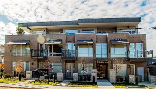 1591 Bowser Avenue #103, North Vancouver, BC V7P 2Y4 (#R2496317) :: Ben D'Ovidio Personal Real Estate Corporation | Sutton Centre Realty
