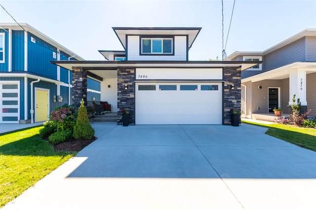 7486 Morrow Road, Agassiz, BC V0M 1A2 (#R2496344) :: Ben D'Ovidio Personal Real Estate Corporation | Sutton Centre Realty