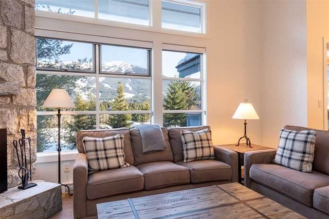 3502 Falcon Crescent #4, Whistler, BC V8E 0B9 (#R2496353) :: Premiere Property Marketing Team