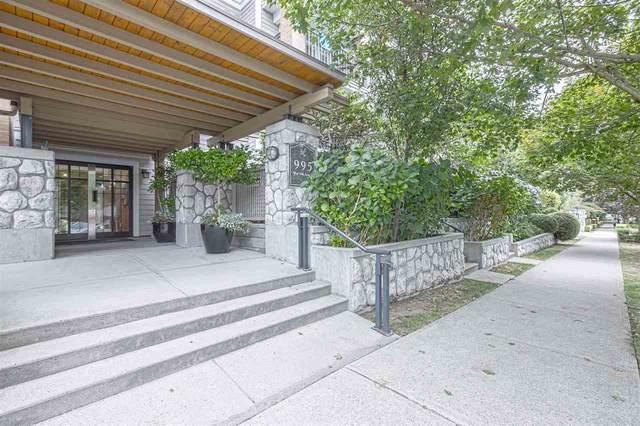 995 W 59TH Avenue #306, Vancouver, BC V6P 6Z2 (#R2496552) :: Ben D'Ovidio Personal Real Estate Corporation | Sutton Centre Realty