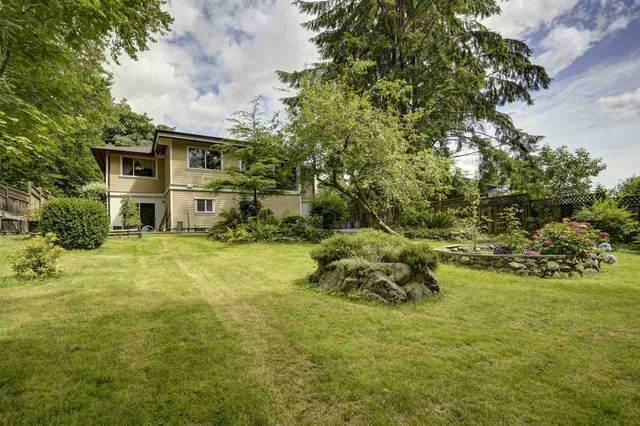 989 Strathaven Drive, North Vancouver, BC V7H 2K1 (#R2496618) :: Premiere Property Marketing Team