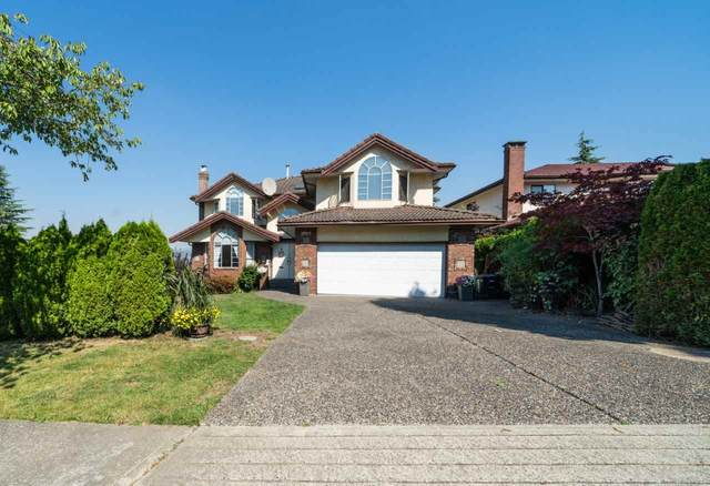 9025 Briar Road, Burnaby, BC V3N 4V5 (#R2496667) :: Ben D'Ovidio Personal Real Estate Corporation | Sutton Centre Realty