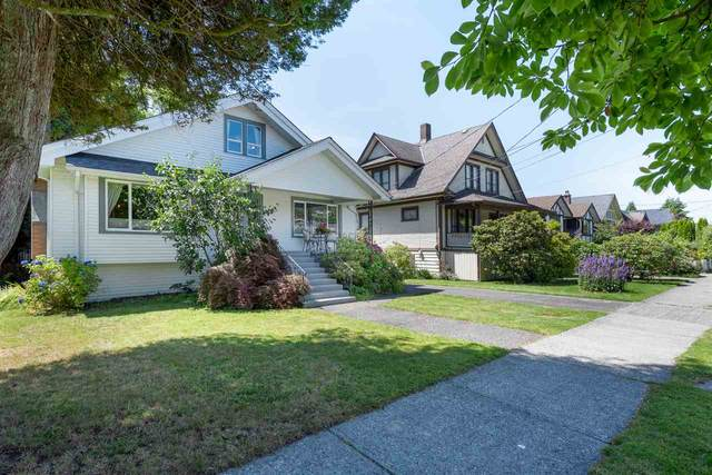 514 Fourth Street, New Westminster, BC V3L 2V6 (#R2496708) :: Ben D'Ovidio Personal Real Estate Corporation   Sutton Centre Realty
