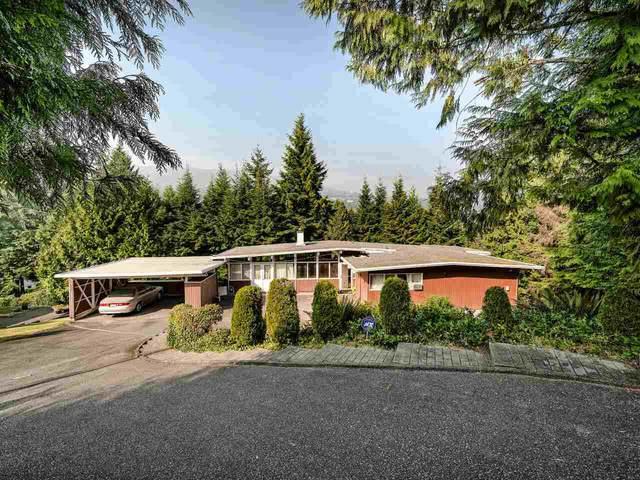 825 Jefferson Avenue, West Vancouver, BC V7T 2A3 (#R2496766) :: Premiere Property Marketing Team