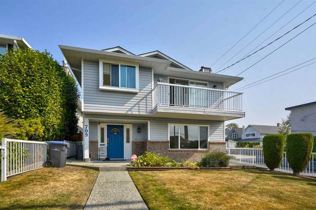 709 Thirteenth Street, New Westminster, BC V3M 4M5 (#R2496798) :: 604 Realty Group