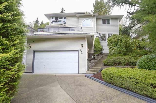 634 Thurston Terrace, Port Moody, BC V3H 4J2 (#R2496836) :: Premiere Property Marketing Team
