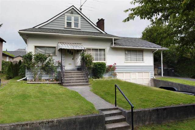 209 Fifth Avenue, New Westminster, BC V3L 1R5 (#R2496935) :: Initia Real Estate