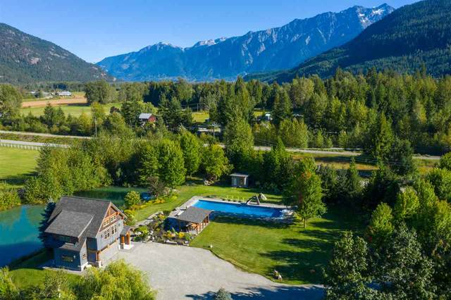 1075 Cedar Grove Road, Pemberton, BC V0N 2L2 (#R2497066) :: 604 Realty Group