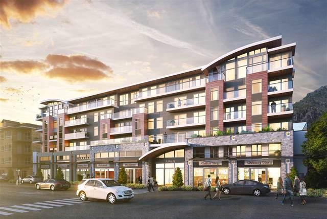 38033 Second Avenue #402, Squamish, BC V5J 4J2 (#R2497085) :: Premiere Property Marketing Team