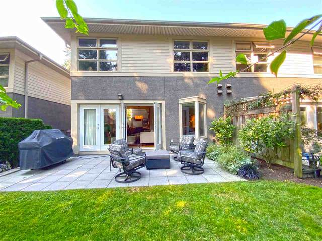 3750 Edgemont Boulevard #15, North Vancouver, BC V7R 2P8 (#R2497180) :: Initia Real Estate